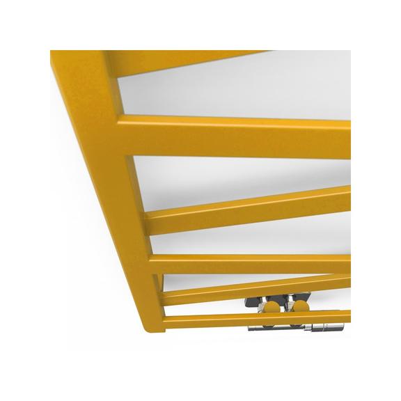 TERMA Vipera dizajnový radiátor Dostupné veľkosti