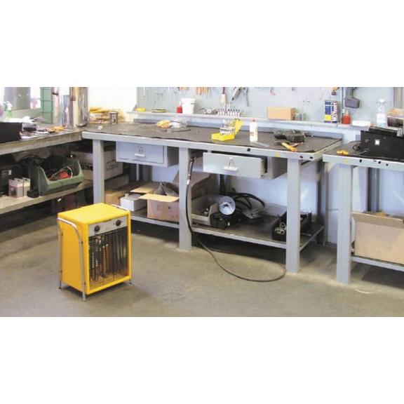 Master B 1.8 ECA domáci elektrický ohrievač s ventilátorom