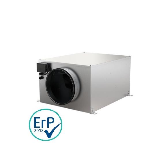 Systemair KVK Slim 200 kruhový ventilátor