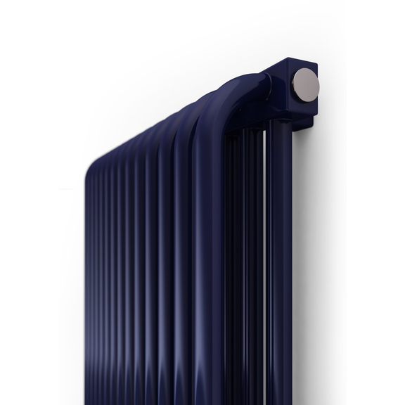 TERMA Delfin dizajnový radiátor pod okno 1800x580 RAL 5022