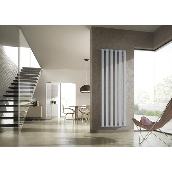 IRSAP Step V dizajnový radiátor 2000x670 farba Azurite