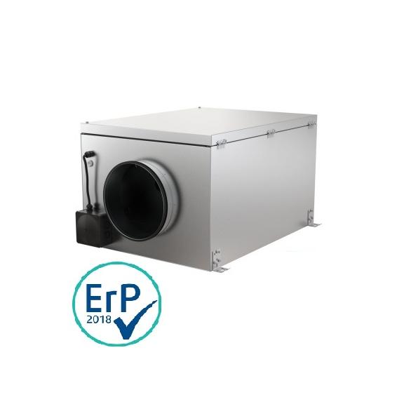 Systemair KVK Silent 200 kruhový ventilátor
