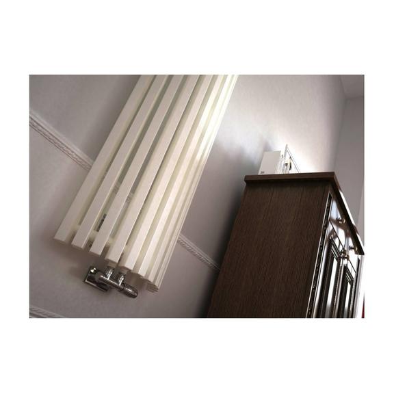 TERMA Triga AW dizajnový radiátor v interiéri - detail