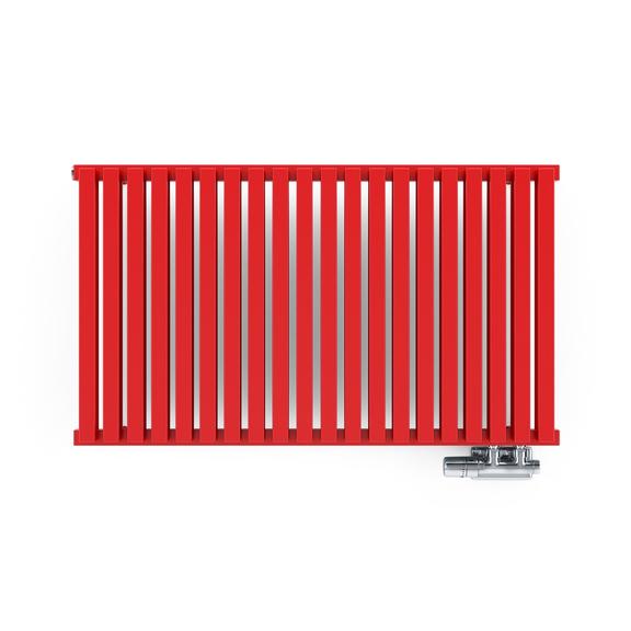 TERMA Nemo dizajnový radiátor 530x915 RAL3020
