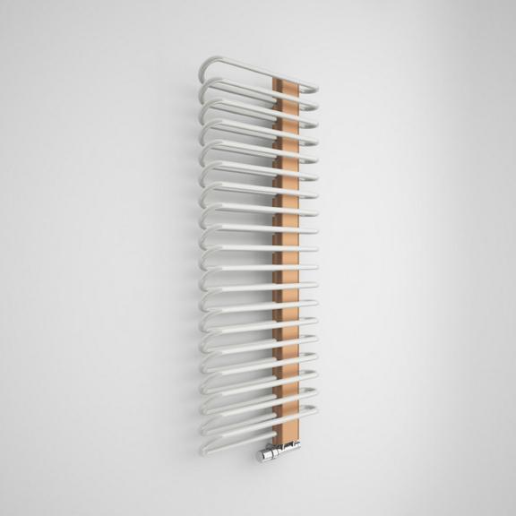 TERMA Michelle dizajnový radiátor RAL1016 and Copper