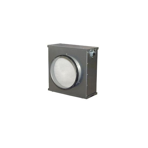 Systemair FGR 100 filtračná kazeta pre kruhové potrubie