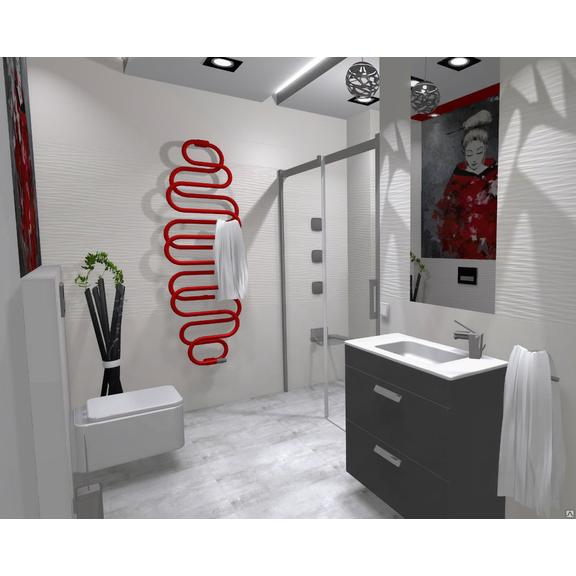 TERMA Perla dizajnový radiátor - do kúpeľne