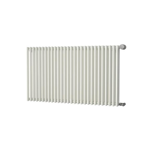 ISAN Aruba Double Horizontal radiátor s vysokým výkonom 576x1000 - RAL 9001