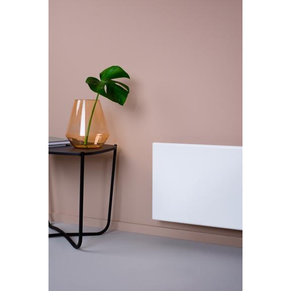 ADAX NEO KWT biely konvektor s WiFi interiér