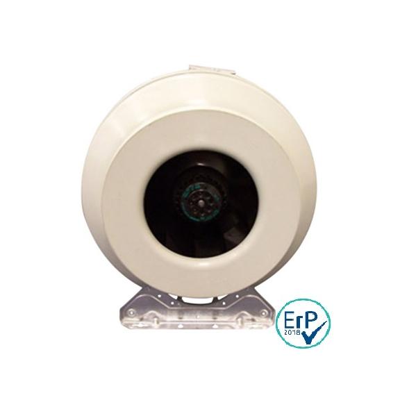 Systemair RVK 125E2-L sileo kruhový ventilátor