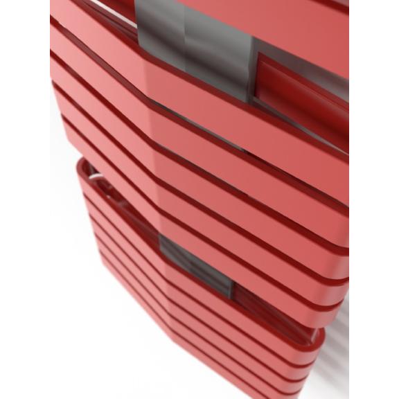TERMA Iron D - farba RAL3028, detail