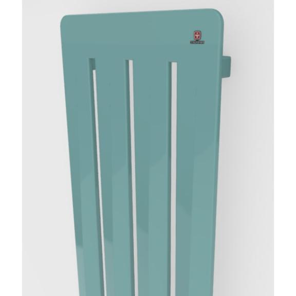 TERMA Aero V dizajnový radiátor - rôzne farebné prevedenia RAL6034