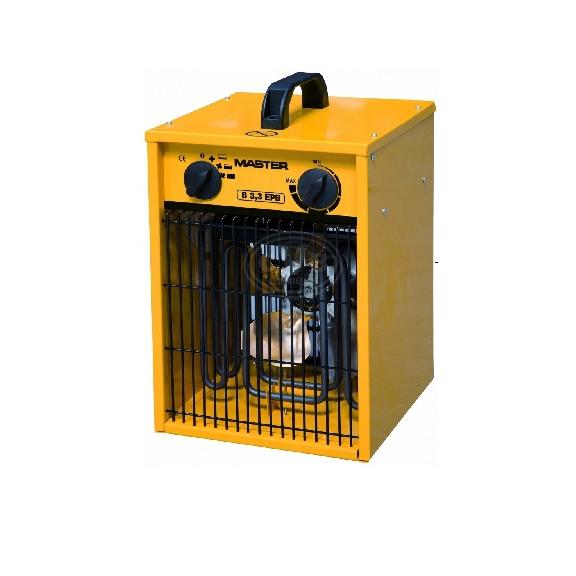 Master B 3.3 EPB profesionálny elektrický ohrievač s ventilátorom
