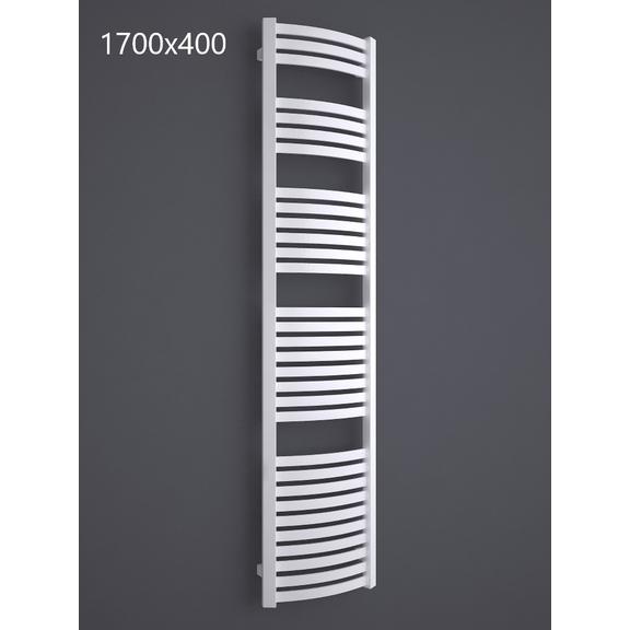 TERMA Dexter kúpeľňový radiátor RAL9016 1700x400