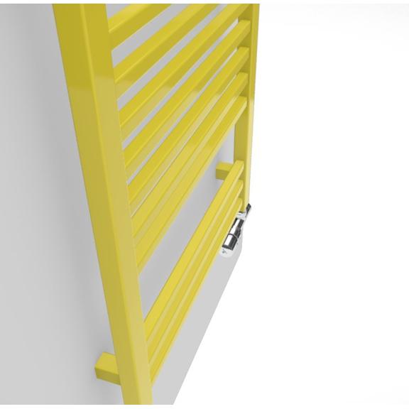 TERMA Bone kúpeľňový radiátor - farebné prevedenia RAL1016