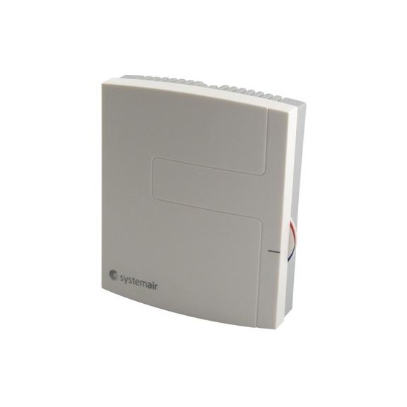 Systemair EC-Basic-CO2/T regulátor