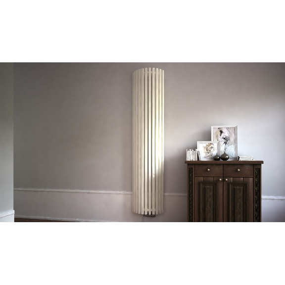 TERMA Triga AW dizajnový radiátor interiér
