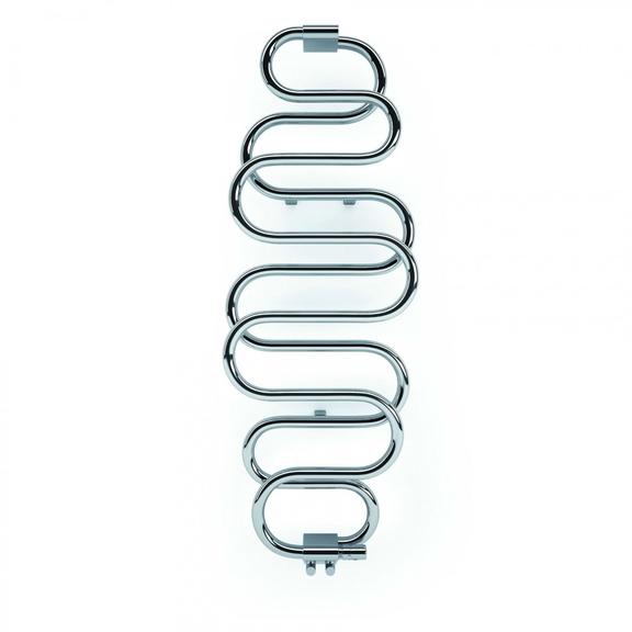 TERMA Perla dizajnový radiátor chrómový obal