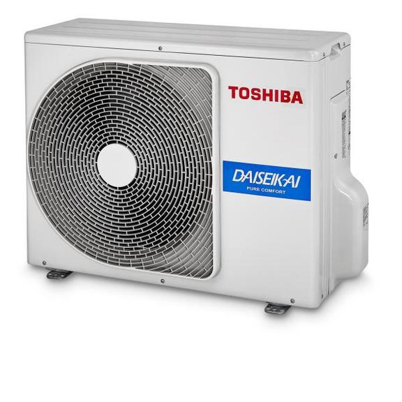 Toshiba Daiseikai 9 RAS-10PKVPG-E + RAS-10PAVPG-E vonkajšia jednotka