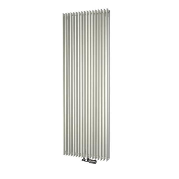 ISAN Antika Double radiátor s vysokým výkonom 1800x600 - RAL9010