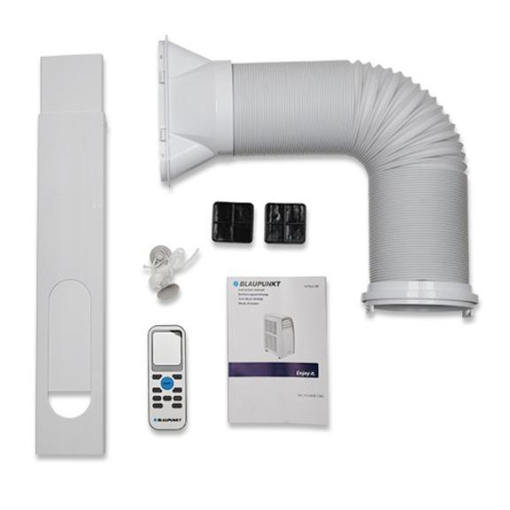 Blaupunkt Arrifana 08C mobilná klimatizácia - súčasť balenia