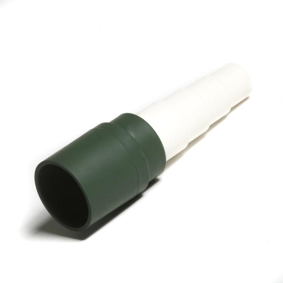 Spojka redukovaná pre kondenzačné hadice - zelená