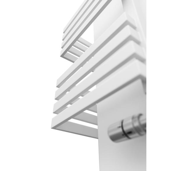 TERMA Outcorner rohový radiátor 465x300 - Soft 7047