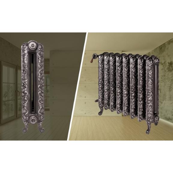 TERMA Kaszub retro radiátor inšpirácie