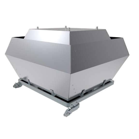 Systemair DVC POC+FTG strešný ventilátor