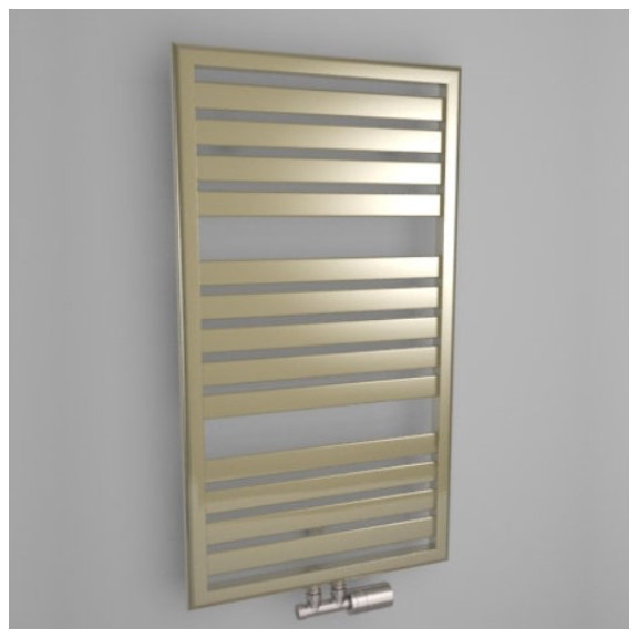ISAN Mapia Light PLUS kúpeľňový radiátor