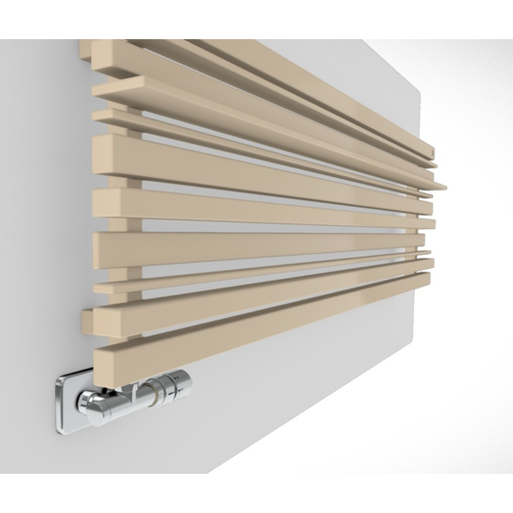 TERMA Sherwood H radiátor pod okno farebné prevedenia RAL1015