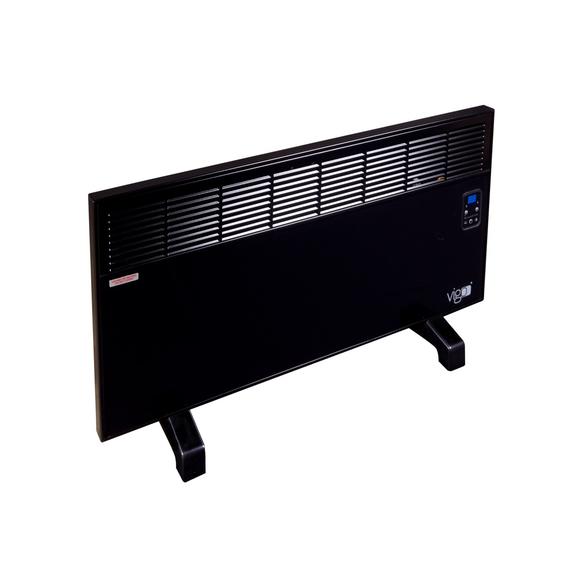 Vigo EPK 4590 E20 2000 W čierny elektrický konvektor