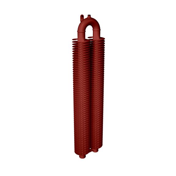 ISAN Spiral RAO2 vertikálny radiátor - S34