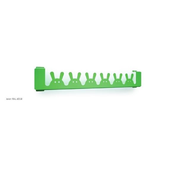 TERMA Vivo kúpeľňový radiátor - vešiaky Happy Rabbit
