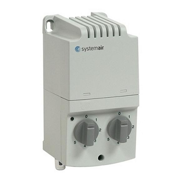 Systemair REU regulátor pre kruhové ventilátory
