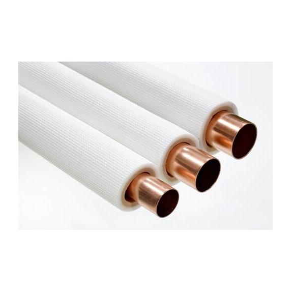 Izolované Cu potrubie 1/2 (12,7 x 1 mm)
