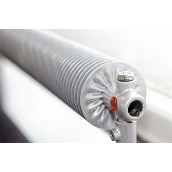 ISAN Spiral RA1-S samostojný radiátor detail