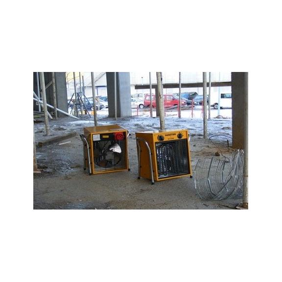 Master B 2 EPB profesionálny elektrický ohrievač s ventilátorom