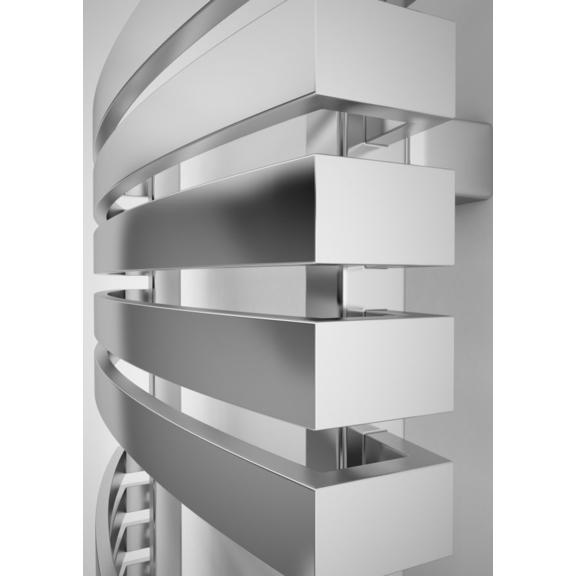 TERMA Kioto One dizajnový radiátor detail