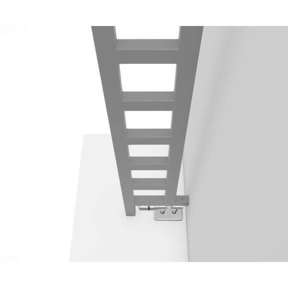 TERMA Easy DW vertikálny radiátor detail