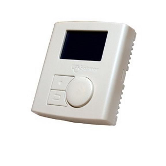 Systemair EC-Vent RU jednotka s displejom