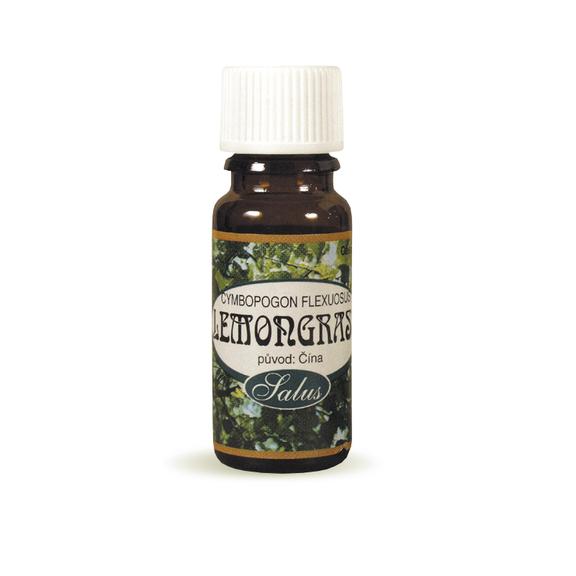 Lemongrass éterický olej