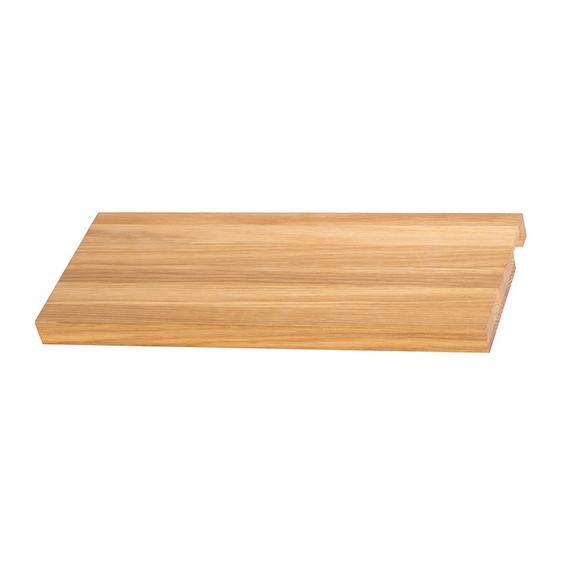 TERMA Drevená polička na uteráky Simple 50cm