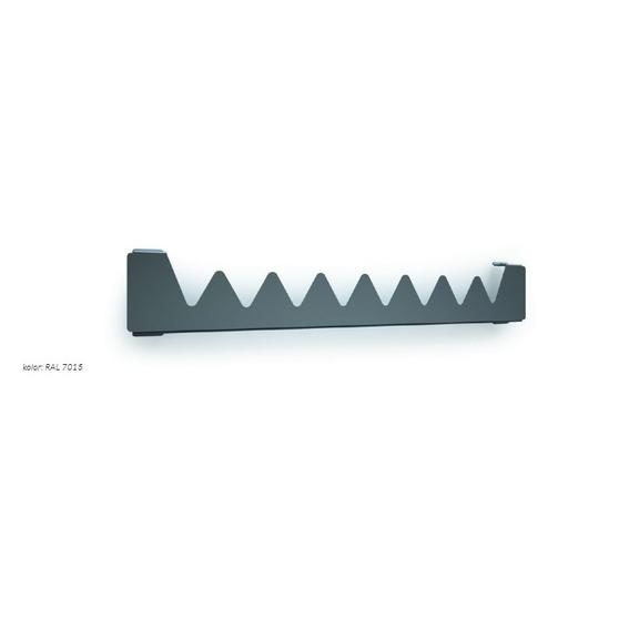 TERMA Vivo kúpeľňový radiátor - vešiaky Happy Shark