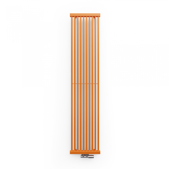 TERMA Intra vertikálny radiátor 1900x310 - farba RAL 2008