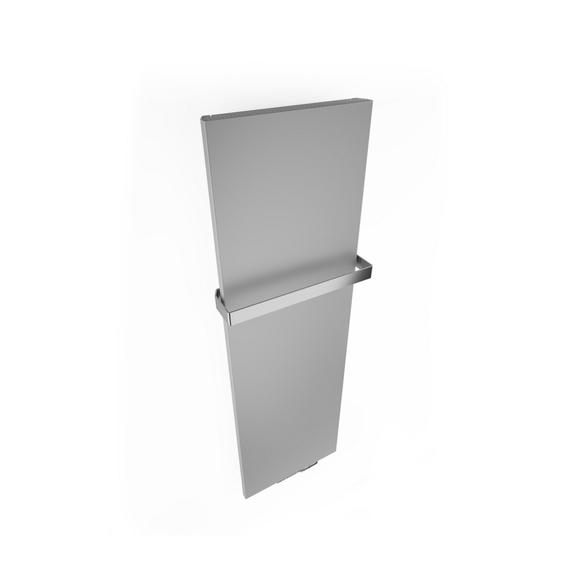 TERMA Case Slim dizajnový vertikálny radiátor Ral 7040