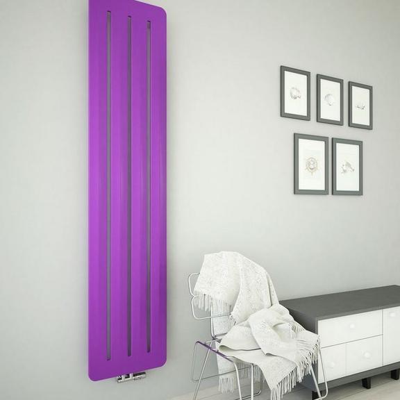 TERMA Aero V dizajnový radiátor inšpirácie