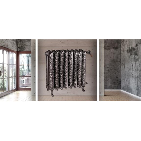 TERMA Kaszub dekoratívný radiátor - návrhy
