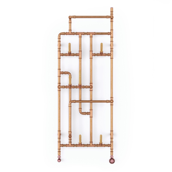 TERMA Pajak dizajnový radiátor 1400x531