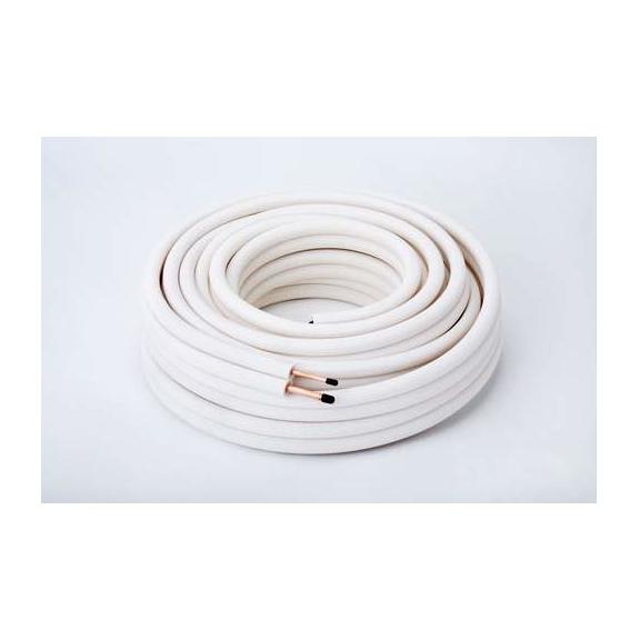 Izolované Cu potrubie 5/8 (6.35 x 0.8 mm)2